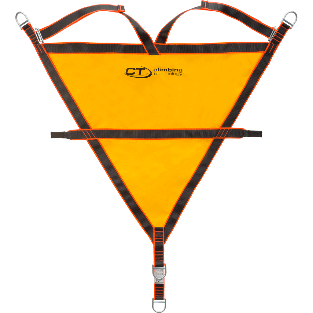 Rescue Triangle Work Harnesses Climbing Technology